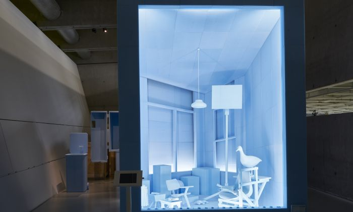 Archive Interpretations. Design Diorama by Studio Makkink & Bey. Photo Johannes Schwartz.