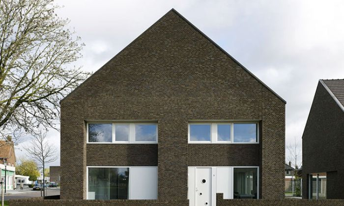 Housing Hengelo. Foto: Korth Tielens Architecten