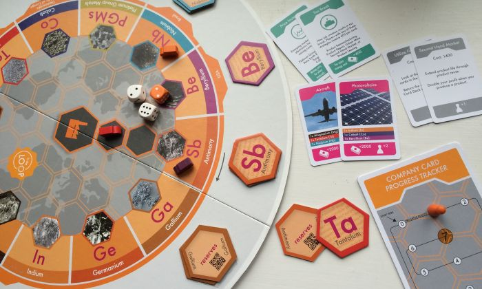 Board game In The Loop